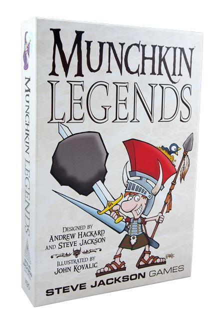 Munchkin Legends image
