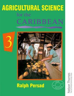 Agricultural Science for the Caribbean 3 by Ralph Persad image