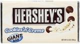 Hershey's Bar Giant Cookies & Creme 184g