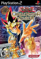 Yu-Gi-Oh! Capsule Monster Coliseum for PlayStation 2