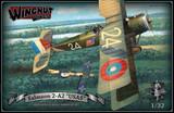 "Wingnut Wings 1/32 Salmson 2-A2 ""USAS"" Model kit"