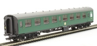Hornby: BR Mk1 Coach Corridor 2nd Class - BR Green