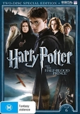 Harry Potter: Year 6 - The Half-Blood Prince (Special Edition) DVD