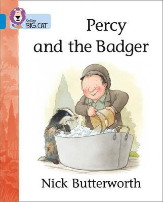 Percy and the Badger by Nick Butterworth image