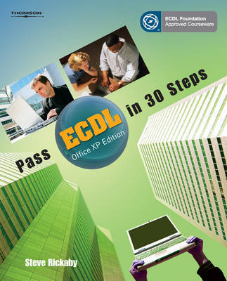 Pass ECDL in 30 Steps by Steve Rickaby image
