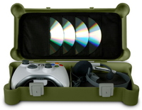 Halo 3 Missile Case Organizer for Xbox 360