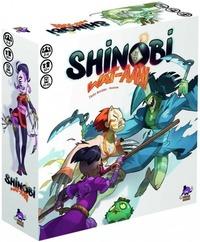 Shinobi Wat-aah - Board Game image