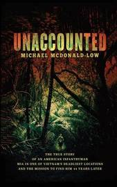 Unaccounted by Michael McDonald-Low