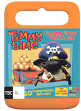Timmy Time: Timmy Finds Treasure on DVD