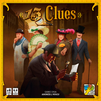 13 Clues - The Game of Investigation