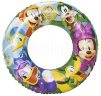 Bestway: Mickey's Roadster Racers - Inflatable Swim Ring (56cm)