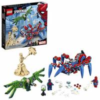 LEGO Super Heroes - Spider-Man's Spider Crawler (76114)