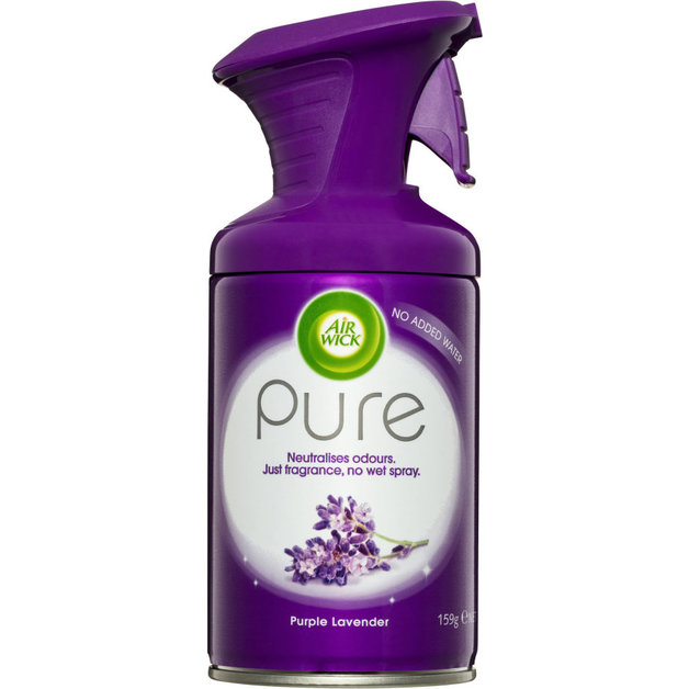 Airwick: Pure Aerosol Spray - Lavender (159ml)