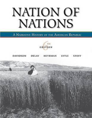 Nation of Nations: A Narrative History of the American Republic by Davidson image