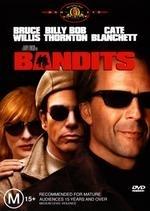Bandits  on DVD
