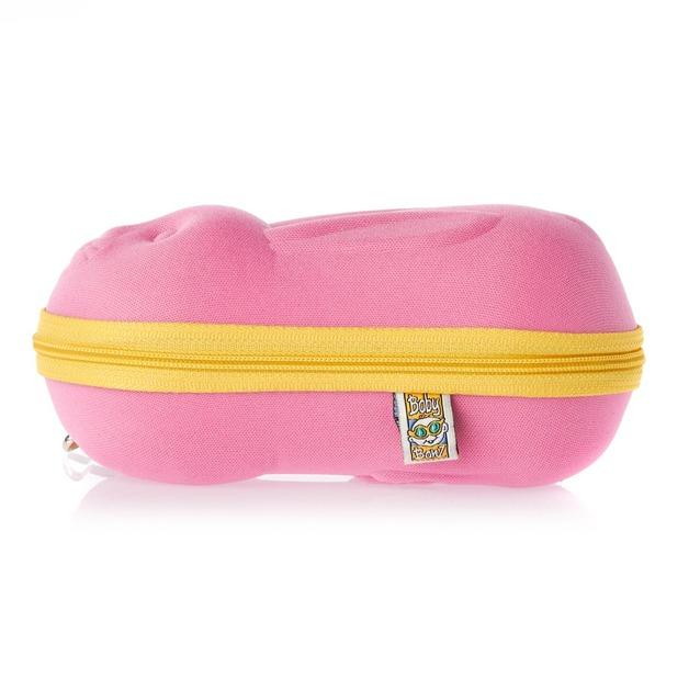 Rabbit Sunglasses Case (Pink)