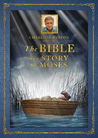 Charlton Heston Presents The Bible: The Story Of Moses on DVD