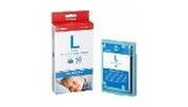 Canon EL50 Easy Photo Pack Large Size 50 Sheets For ES1 Photo Printer 50 Pack of Ink & Paper