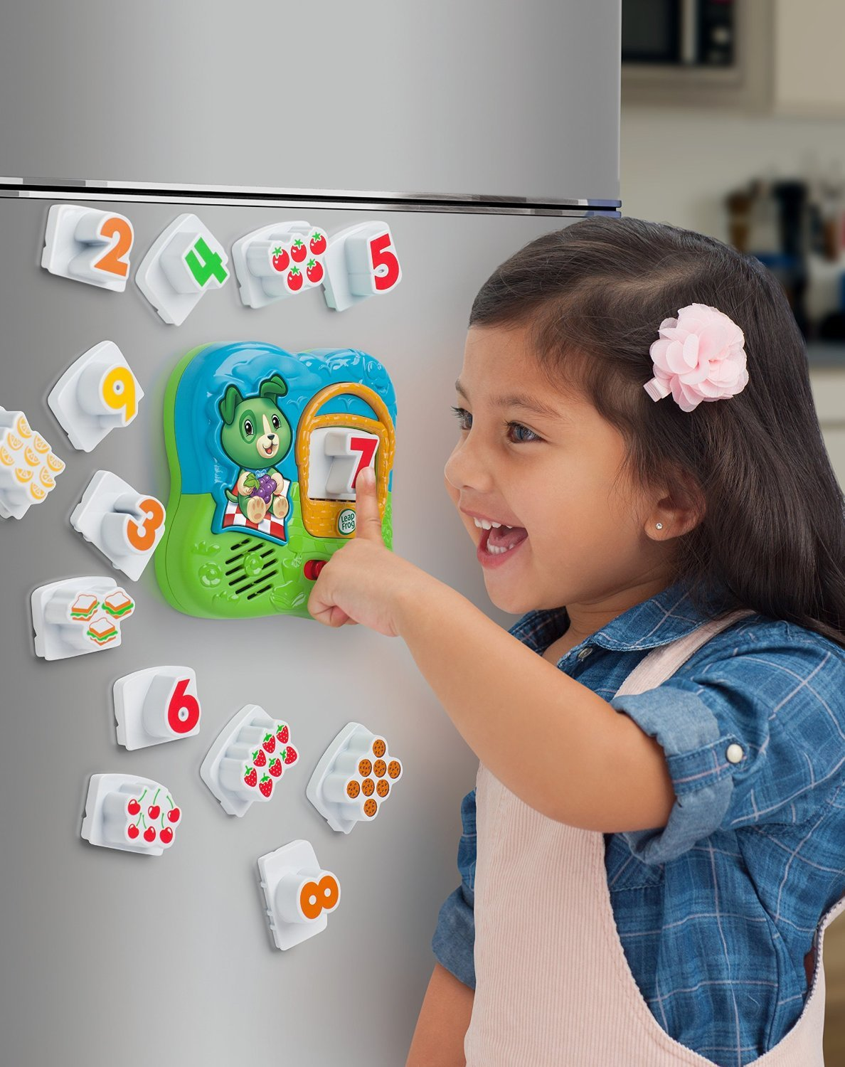 LeapFrog: Fridge Numbers Magnetic Set image