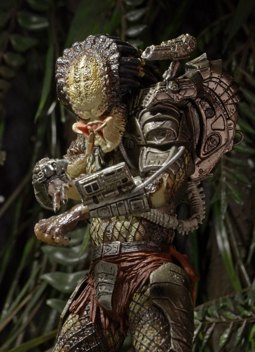 Predator: Ultimate Jungle Hunter - 7″ Action Figure image