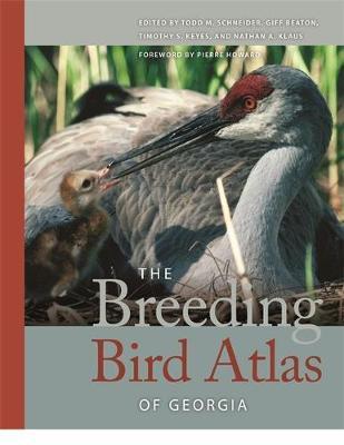 The Breeding Bird Atlas of Georgia image