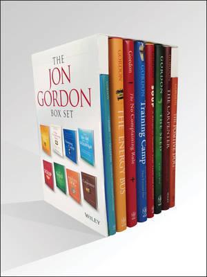 Jon Gordon Box Set by Jon Gordon image