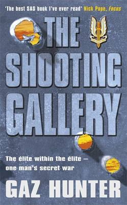 The Shooting Gallery by Gaz Hunter image