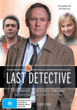 Last Detective, The - Series 4 (2 Disc Set) on DVD