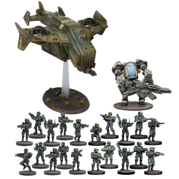 Warpath: GCPS Reserve Force