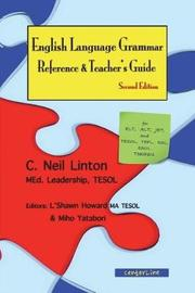 English Language Grammar Reference & Teacher's Guide ( Second Edition ) by C Neil Linton image