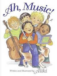 Ah Music by Aliki image