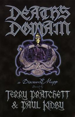 Death's Domain: a Discworld Mapp by Terry Pratchett image