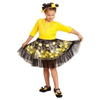 Emma Wiggle Deluxe Ballerina Costume - Size Toddler