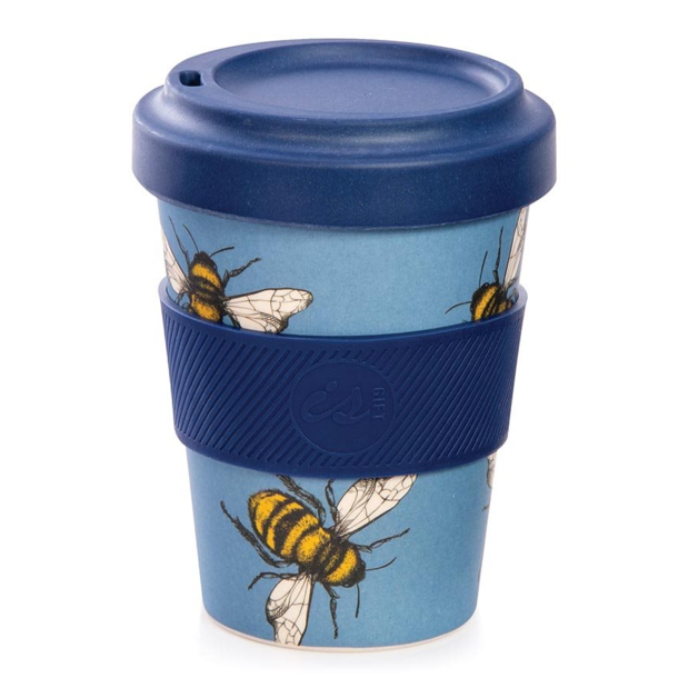 eCup - Bamboo Bees Print (Assorted Designs)