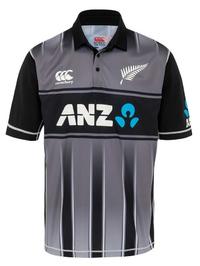 BLACKCAPS Replica T20 Shirt (Large)
