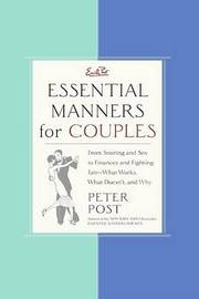Essential Manners for Couples by Peter Post