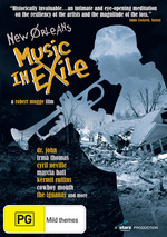 New Orleans - Music In Exile on DVD