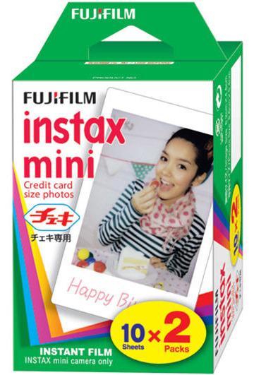 Fujifilm Instax Mini Film - 20 Pack image