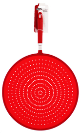 Silicone Splatter Screen - Red