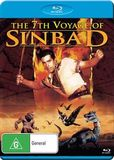 The 7th Voyage Of Sinbad on Blu-ray