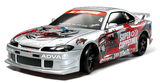Tamiya 1:10 XB Nismo Silvia Drift Spec Car