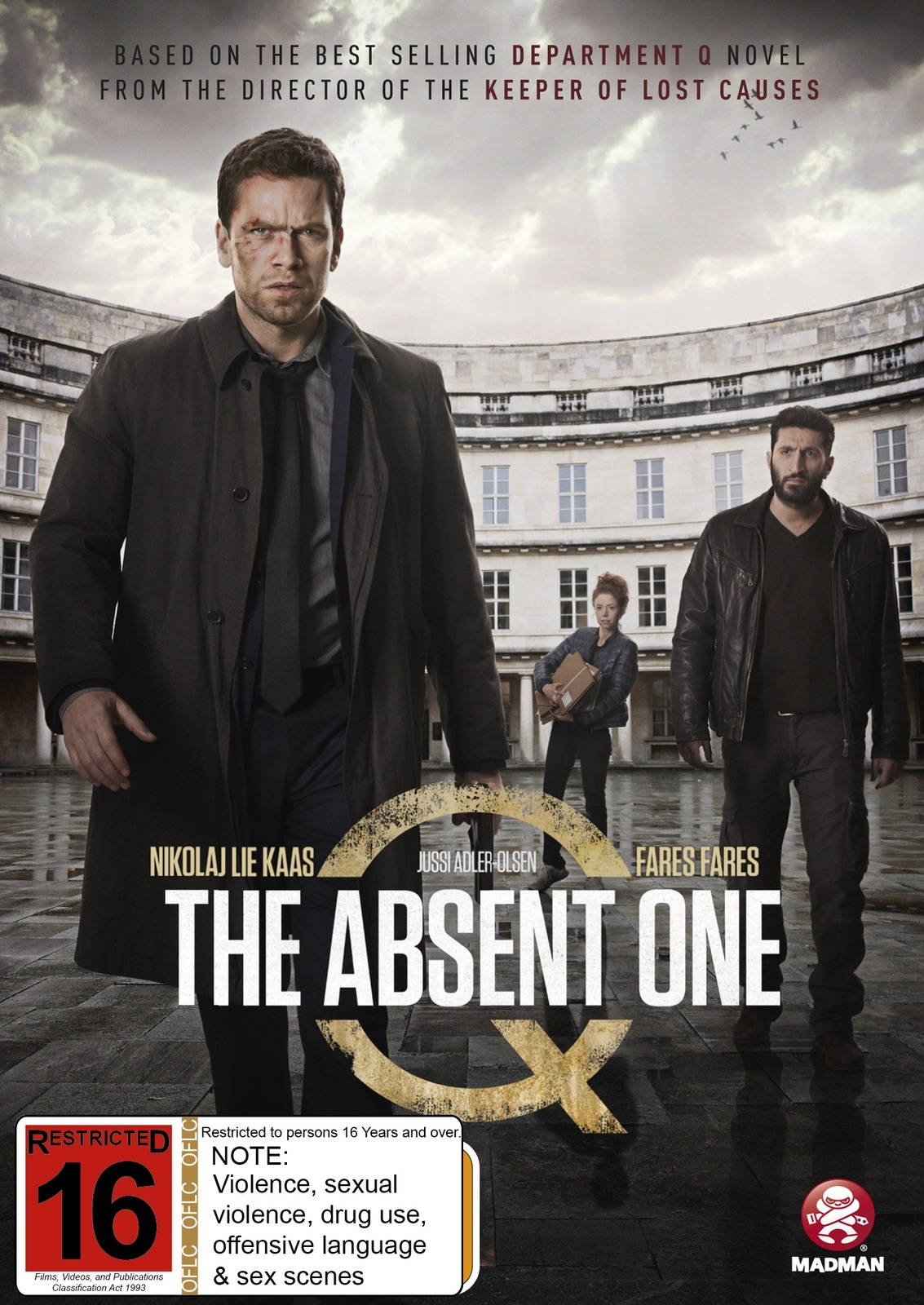 The Absent One on DVD image