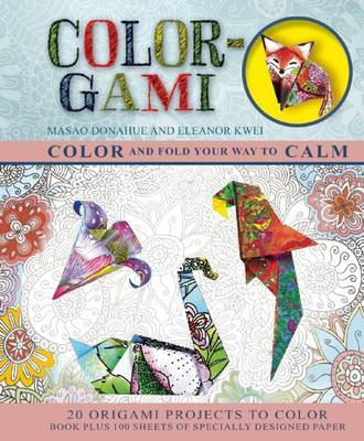 Color-Gami by Masao Donahue