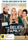 The Belier Family DVD