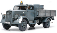 Tamiya 1/35 German 3-Ton 4x2 Cargo Truck - Model Kit image