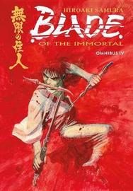 Blade of the Immortal Omnibus Volume 4 by Hiroaki Samura