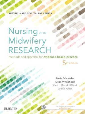 Nursing and Midwifery Research by Zevia Schneider image