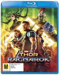 Thor: Ragnarok on Blu-ray image
