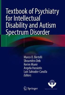 Textbook of Psychiatry for Intellectual Disability and Autism Spectrum Disorder image