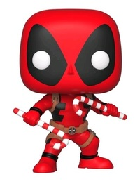 Marvel Holidays - Deadpool (Candy Canes Ver.) Pop! Vinyl Figure